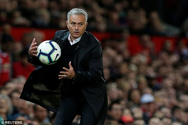 Manchester United coach Jose Mourinho likely to be sacked