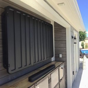 Storm Shell SS-44 Outdoor Television Enclosure