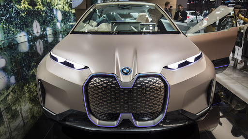 BMW fully electric cars