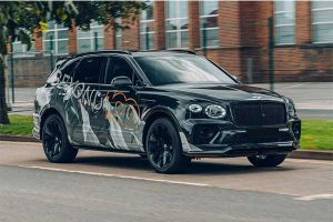 2021 Bentley Bentayga Speed Teased Ahead Of Launch